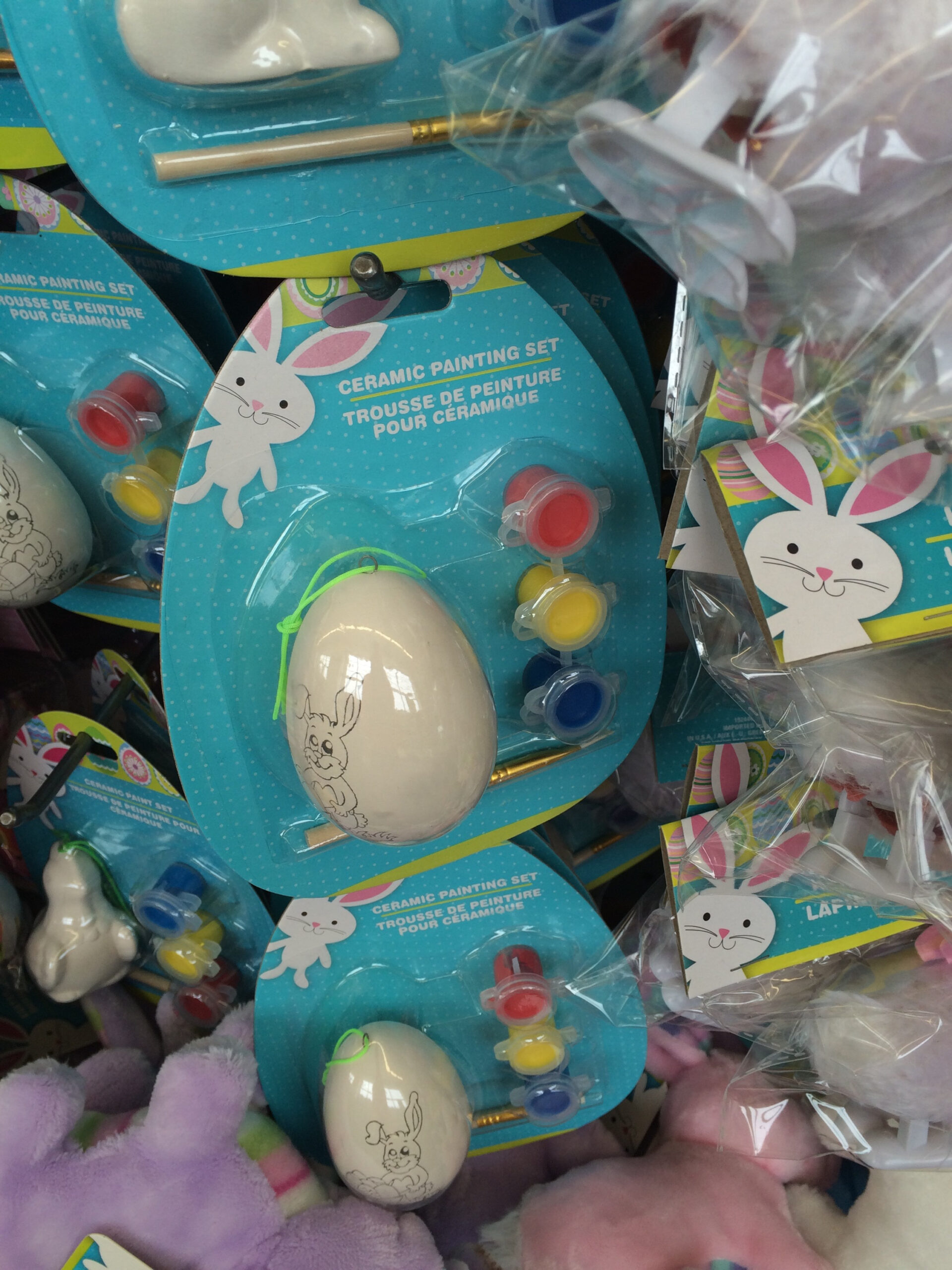 Dollar Tree Easter Finds: Easter Baskets & Lots Of Easter