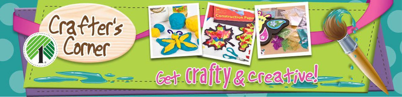 Dollar Tree Launches Crafters Corner Website (Link Fixed