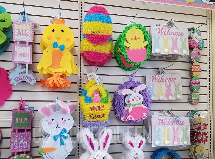 Easter Bunny Savings At Dollar Tree - Hop On In For These