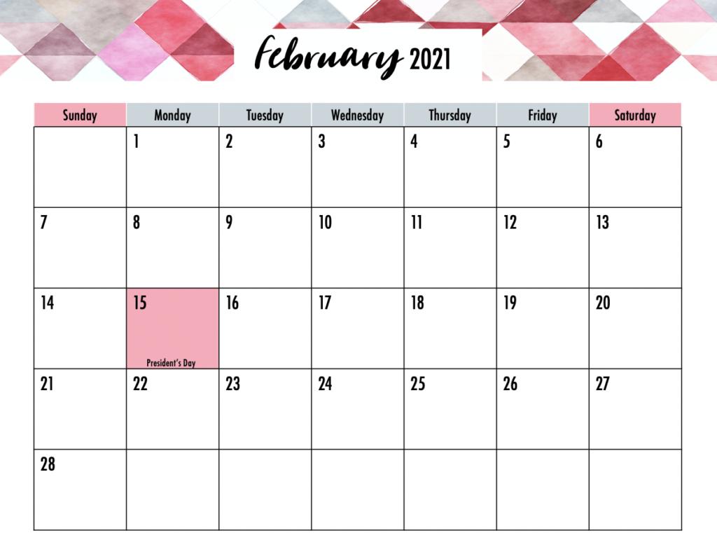 Edit Printable Calendar 2021   Free Letter Templates