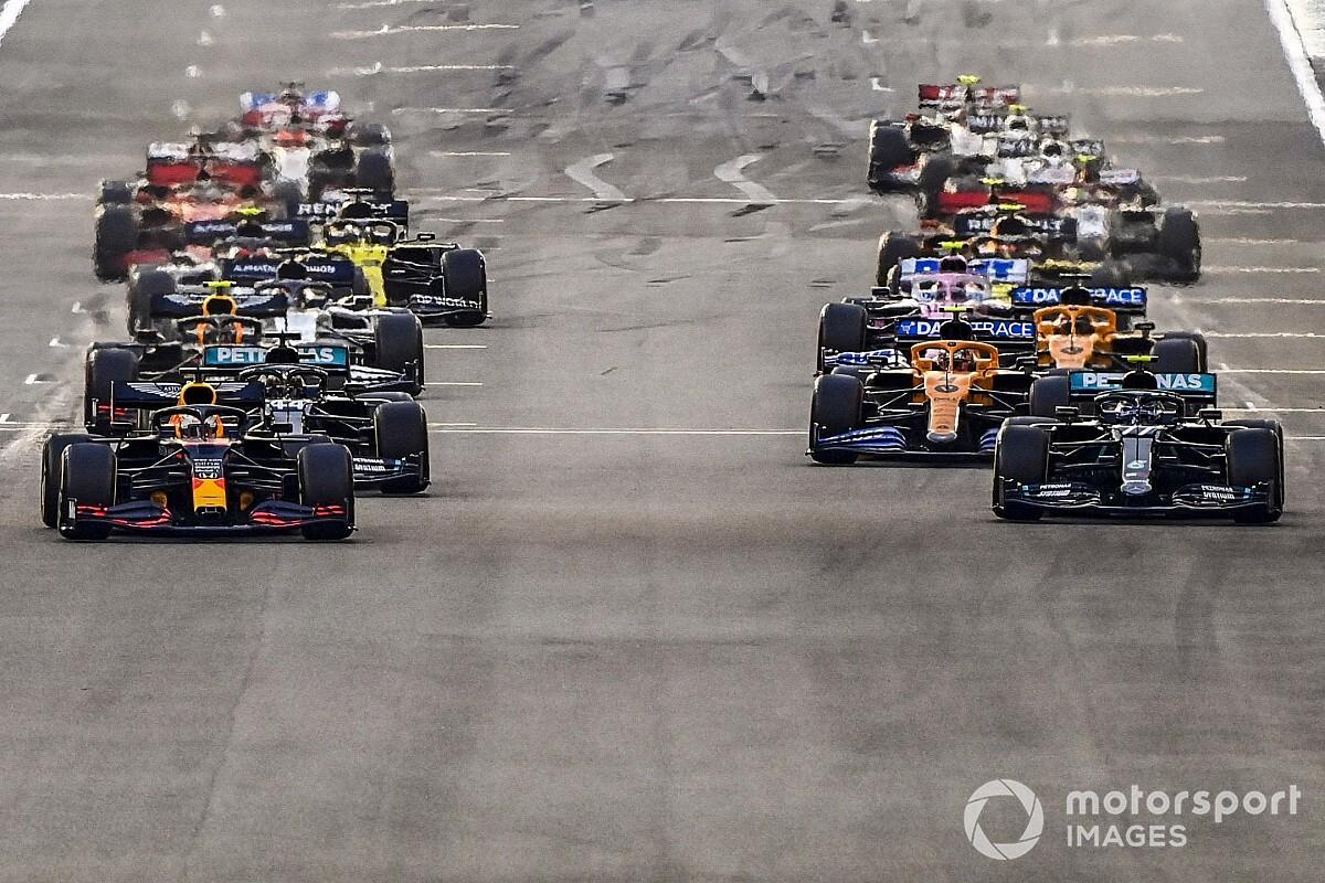 F1 Calendar News: Formula 1 Approves 23-Race 2021 Schedule Madconsole