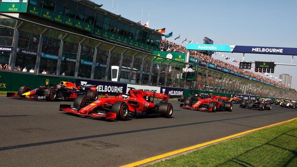 Formula 1: Provisional 2021 F1 Schedule | Autodrift.ae