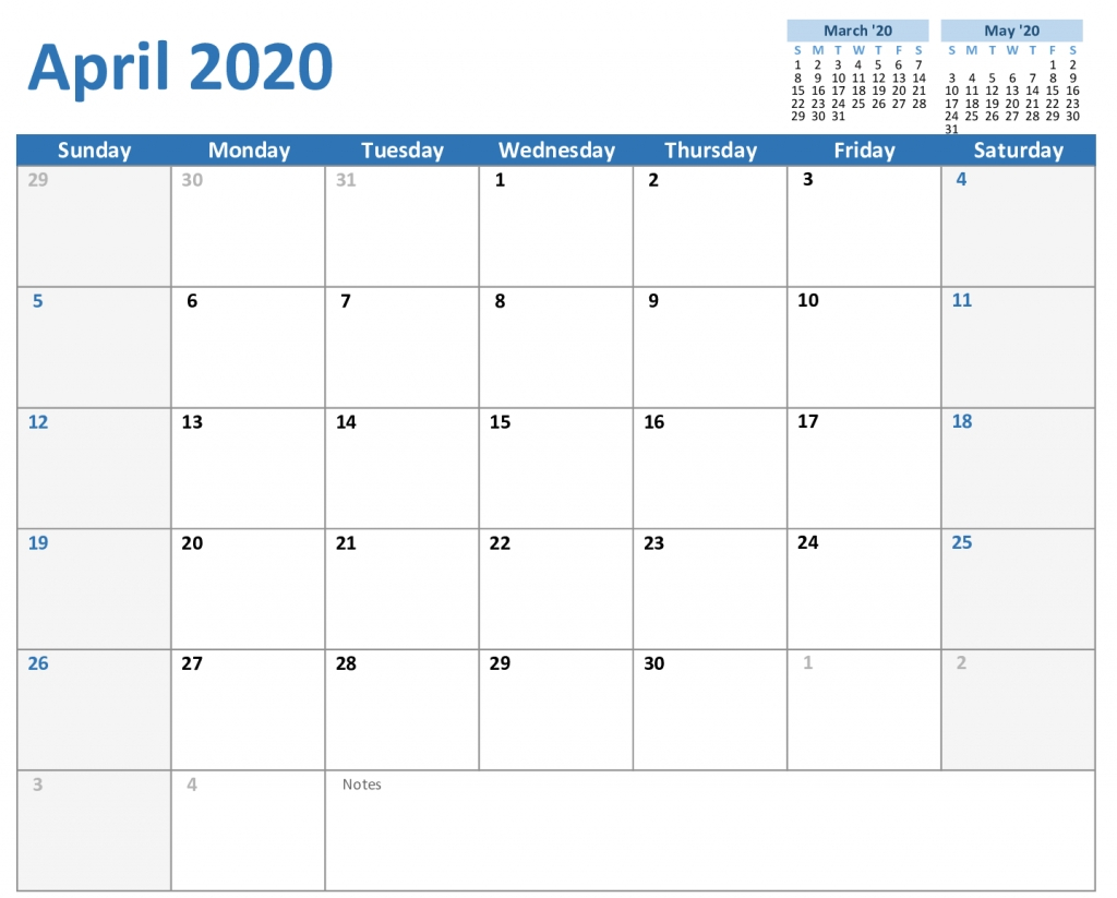 Free Printable Calendars That You Can Type In - Example