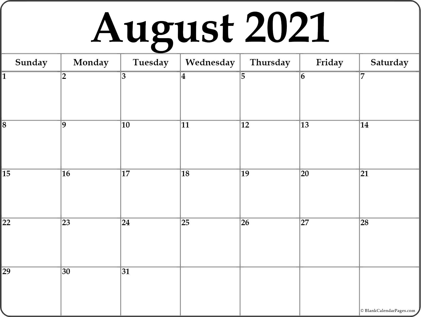 Free Printable Montly Pocket Planner 2021 | Calendar