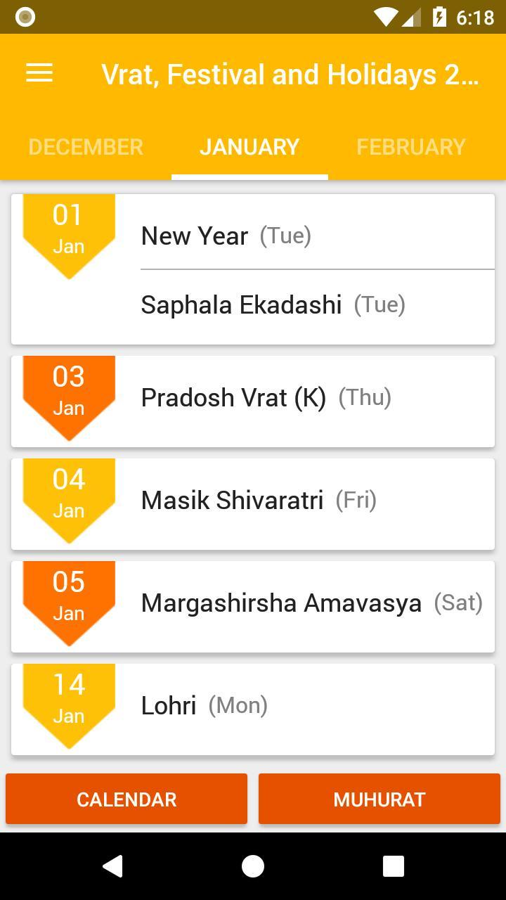 Hindu Calendar 2021 For Android - Apk Download