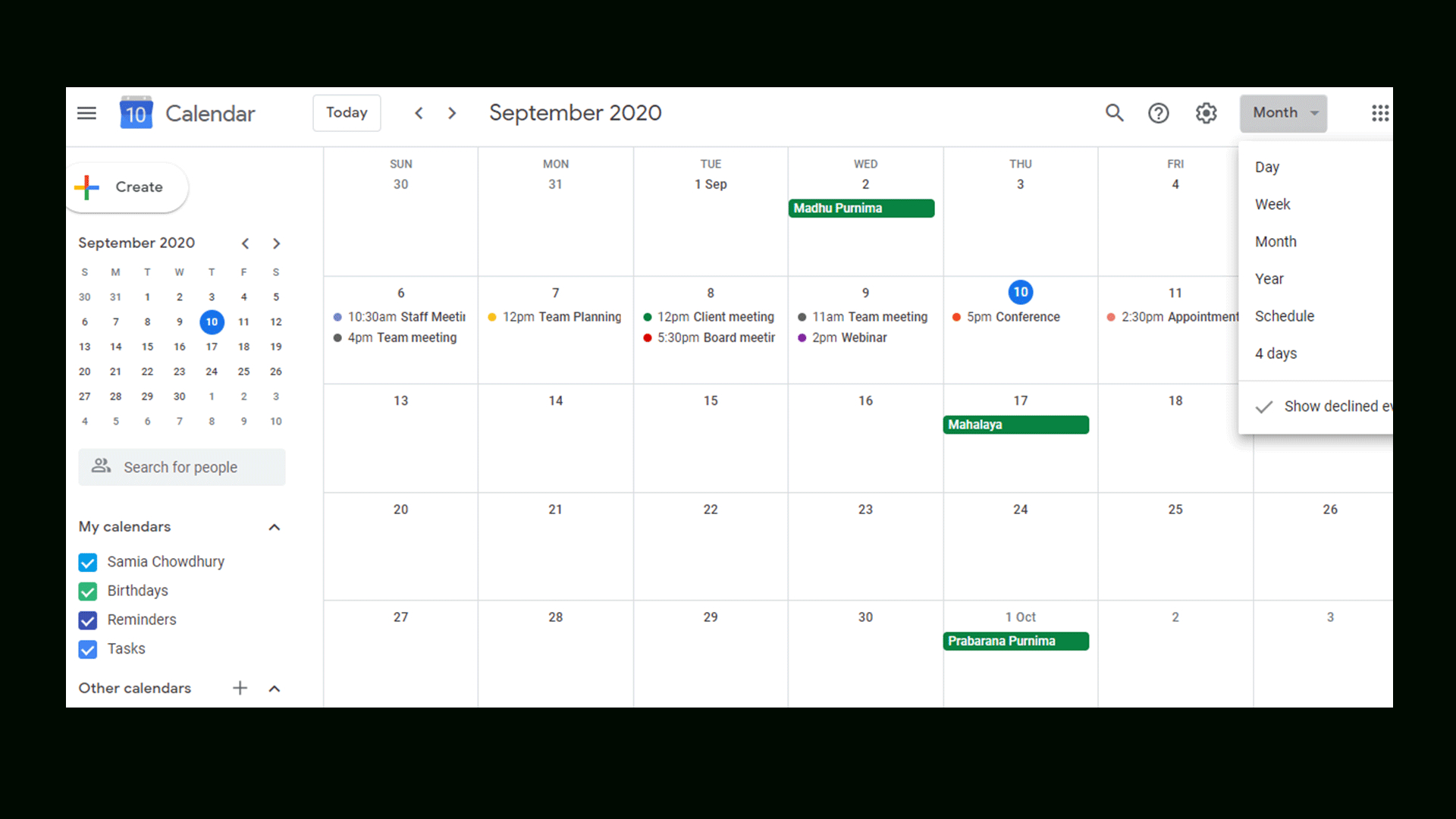 How To Print Google Calendar: 7 Steps(With Pictures