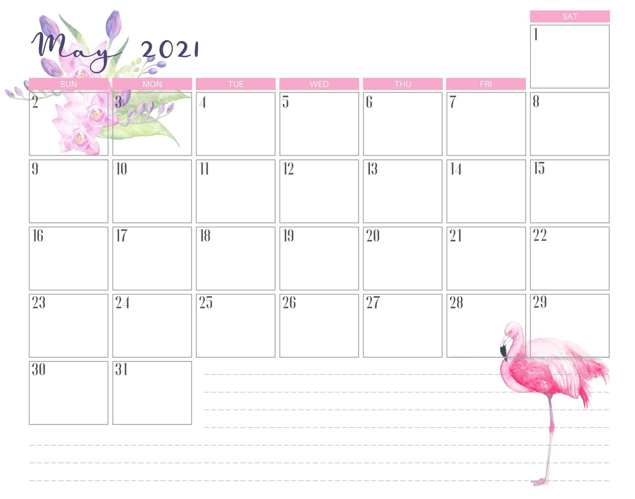 Printable May 2021 Calendar Uk Blank Holidays - My Blog