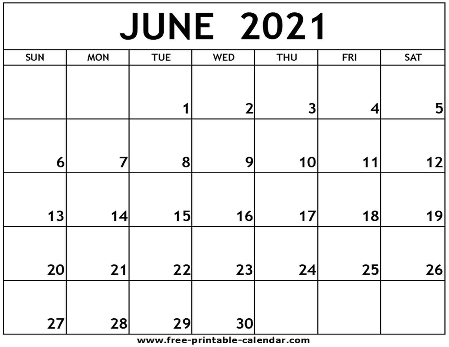 Universal Free Calendars 2021 Printable That You Can Edit